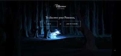 Pottermore - Patronus