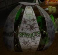 Araignées Lick'O'Rish de Spindle