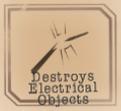 Beast identifier - Destroys Electrical Objects