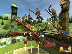 Electronic Arts Harry Potter Quidditch World Cup angl v Jewel CD-ROM 90453 143382