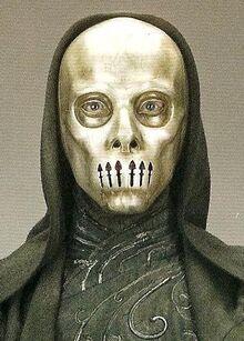 Comensal da Morte não-identificado