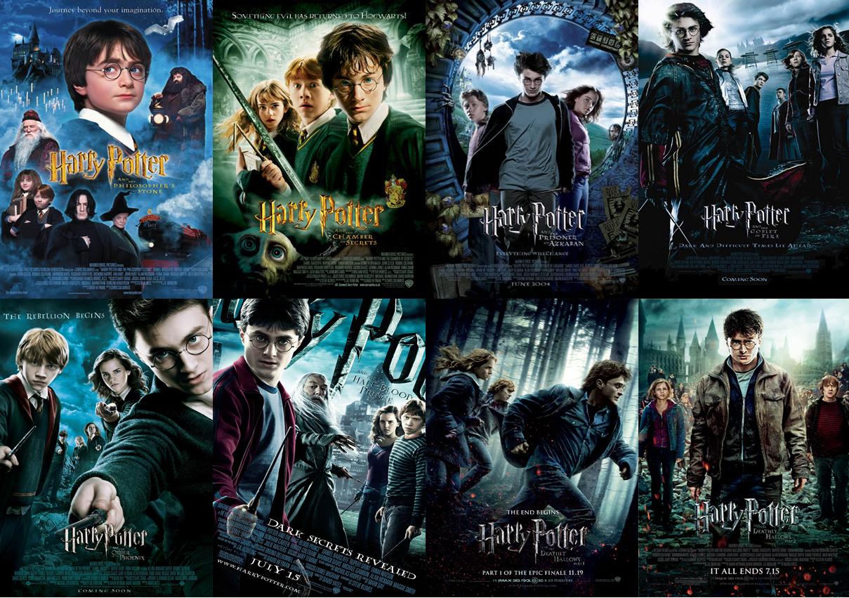 Harry Potter All Parts Pdf