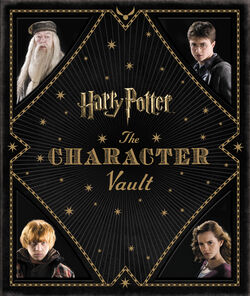 Harry Potter- The Character Vault