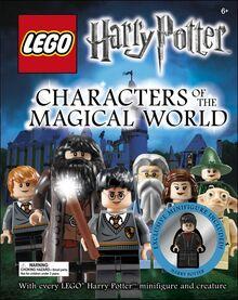 LEGO Harry Potter Tuntomerkkejä Maagista Maailman