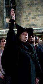Minerva McSnurp etter Humlesnurrs død