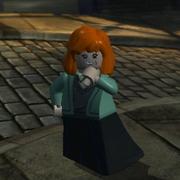 Molly Weasley LEGO HP1-4