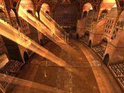 Quidditch World Cup - Spanish Quidditch Stadium 01