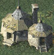 Hagrid's-Hut