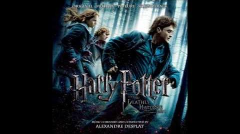 Harry Potter and the Deathly Hallows Part 1 OST 25 - Farewell To Dobby