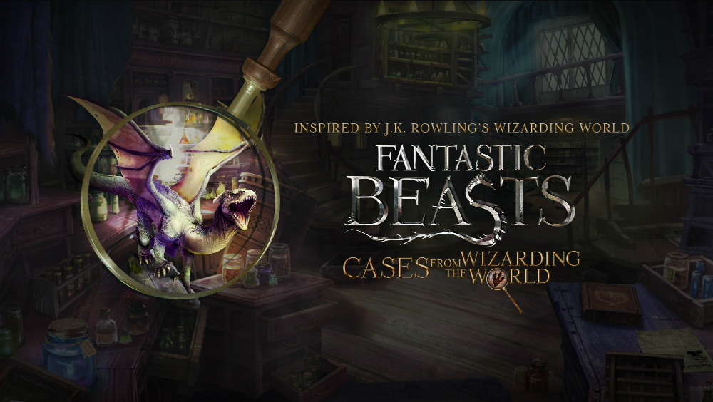 Fantastic Beasts: Cases from the Wizarding World | Harry