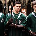 Marcus Flint Slytherin