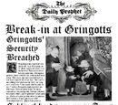 Break-in of Gringotts Wizarding Bank (1991)