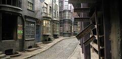 Diagon alley 1998