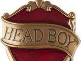 Head Boy or Girl