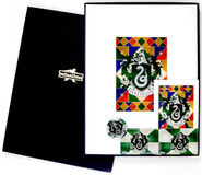 MinaLima Store - Slytherin House Crest Set Collection
