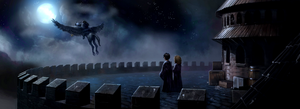 Odlot na Hardodziobie (Pottermore)