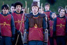 Ron in Quidditch