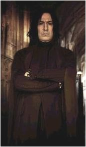Severus Snape - Alan Rickman