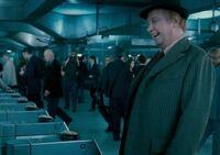 Мистер Уизли в метро