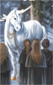 Einhorn Pottermore
