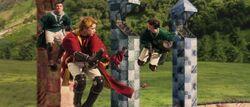 Fred George Quidditch