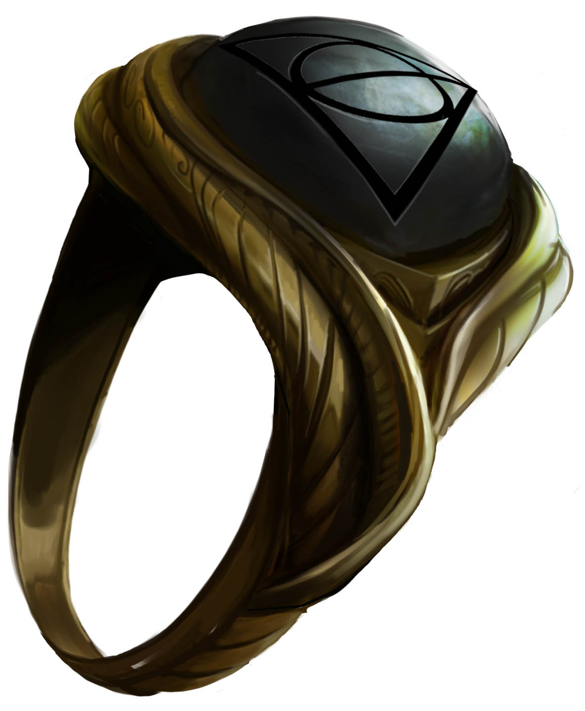 Marvolo Gaunt's Ring | Harry Potter Wiki | FANDOM powered by