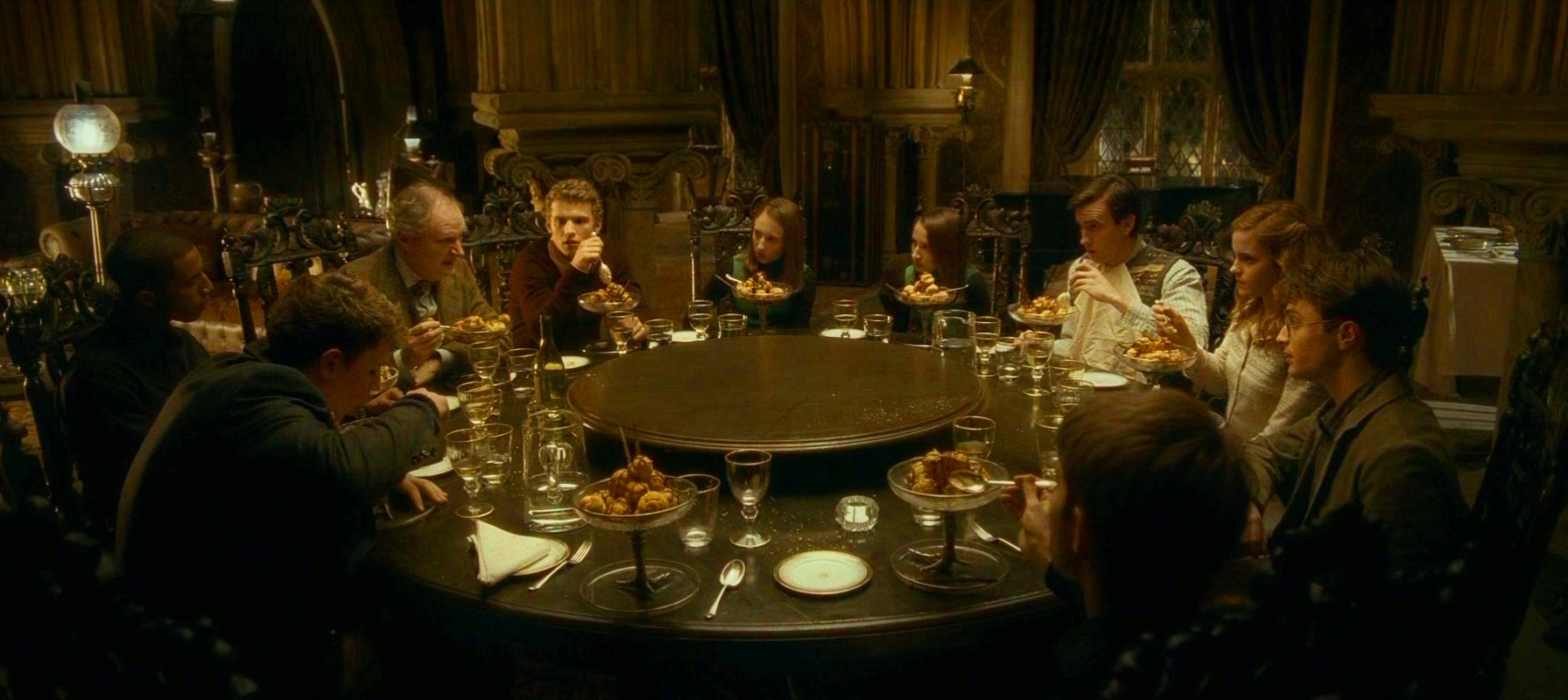 Slug Club Christmas party | Harry Potter Wiki | FANDOM powered by Wikia