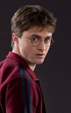 Harry Potter (HBP promo)