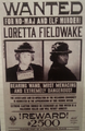 Loretta Fieldwake - wanted poster.png