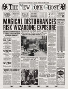 MinaLima Store - The New York Ghost – Magical Disturbances