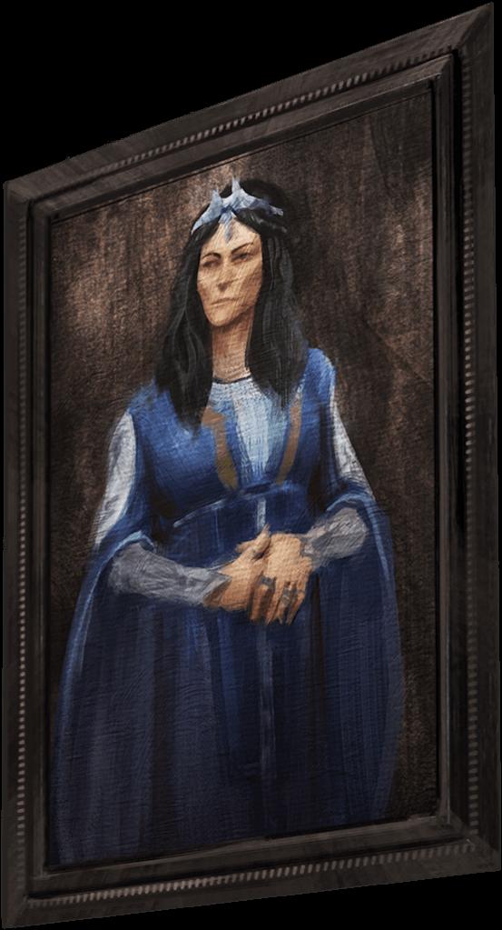 Rowena Ravenclaw Portrait WU