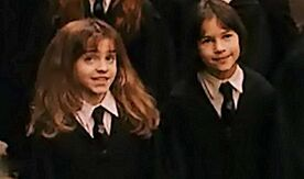 Pansy and hermione