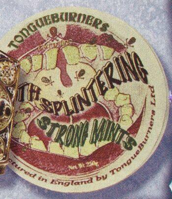 Tooth-Splintering Strongmints