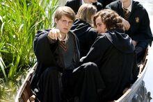 Мародёры на лодке Джеймс Поттер Сириус