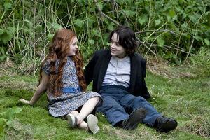 Lílian e Snape