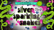 MinaLima Store - Silver Sparkling Snakes from Weasleys' Wizard Wheezes