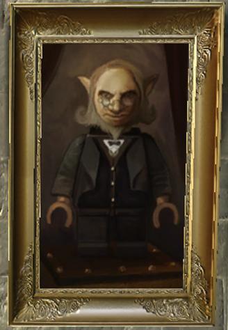 Image - Portrait of a goblin.jpg | Harry Potter Wiki ...