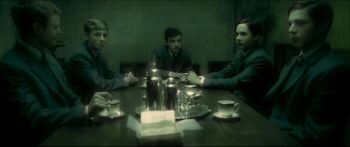 Tom Riddle & Friends