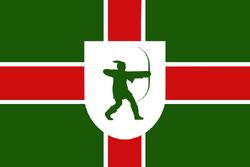 Flag of Nottinghamshire (900px)
