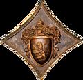 Gryffindor™ Crest (Bronze).png