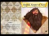 Hagrid, Keeper of Keys