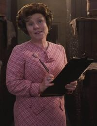 High Inquisitor Umbridge Dolores