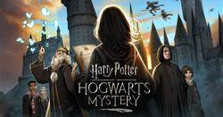 Hogwarts mystery spill logocover
