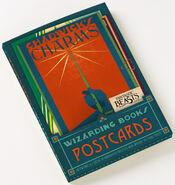 MinaLima Store - Wizarding Books Postcards