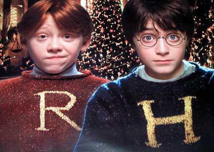 Weasley Jumper Harry Potter Wiki Fandom Powered By Wikia