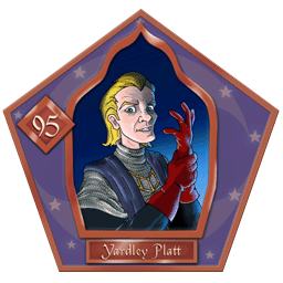 Yardley Platt-95-chocFrogCard