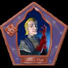 Yardley Platt-95-chocFrogCard