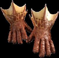 Drakenhuid handschoenen Book of Spells