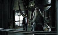 Harry og Humlesnurr i Astronomitårnet