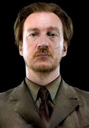 Remus Lupin profile 2